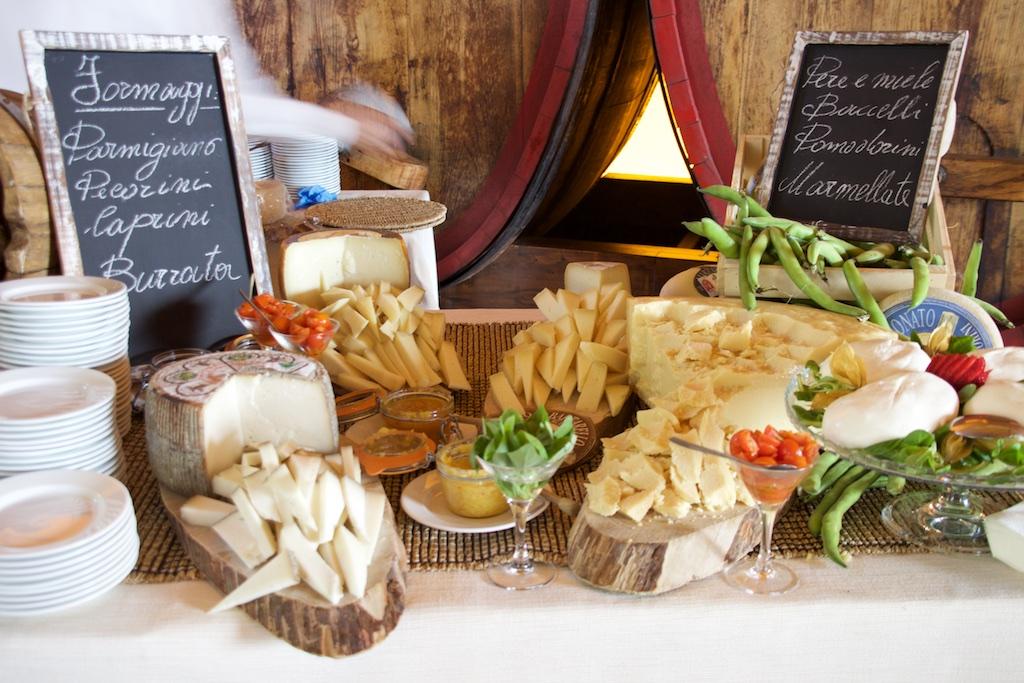 (Italiano) Idee originali per il vostro buffet perfetto