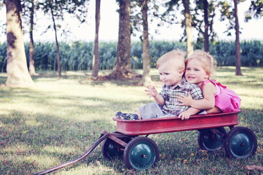 Matrimonio: 5 idee per intrattenere i bambini